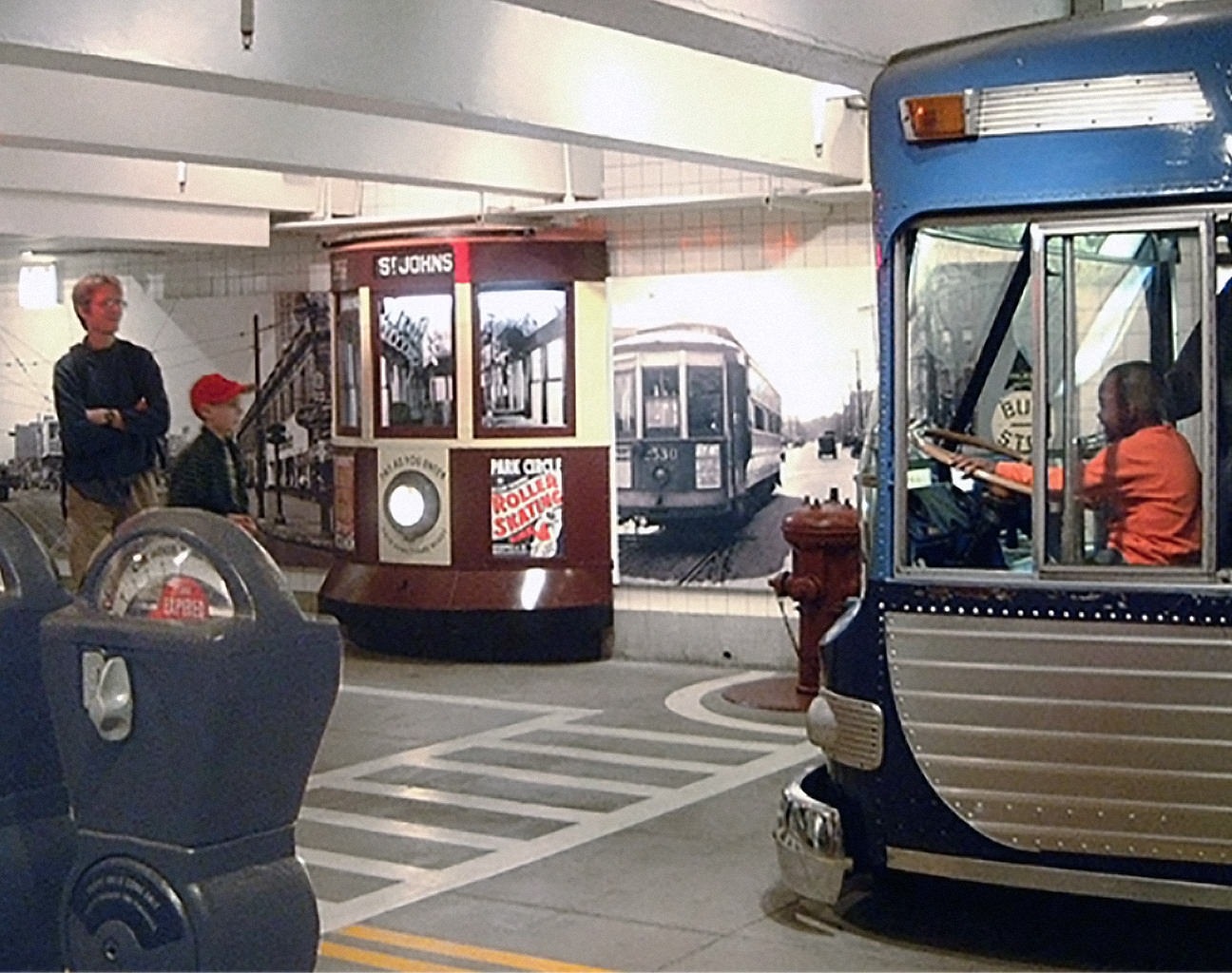 Boym partners inc for Nyc transit museum hours
